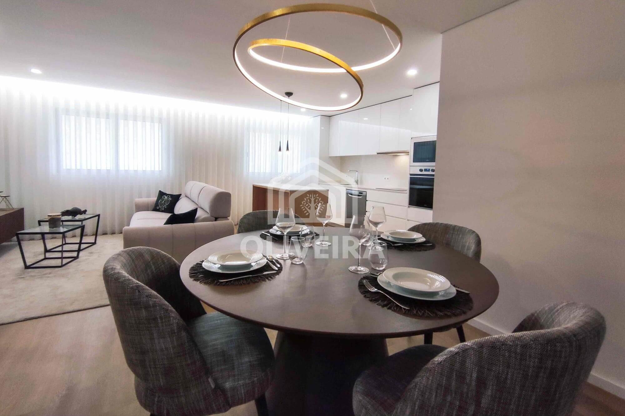 Apartamento T2 com ótimas áreas