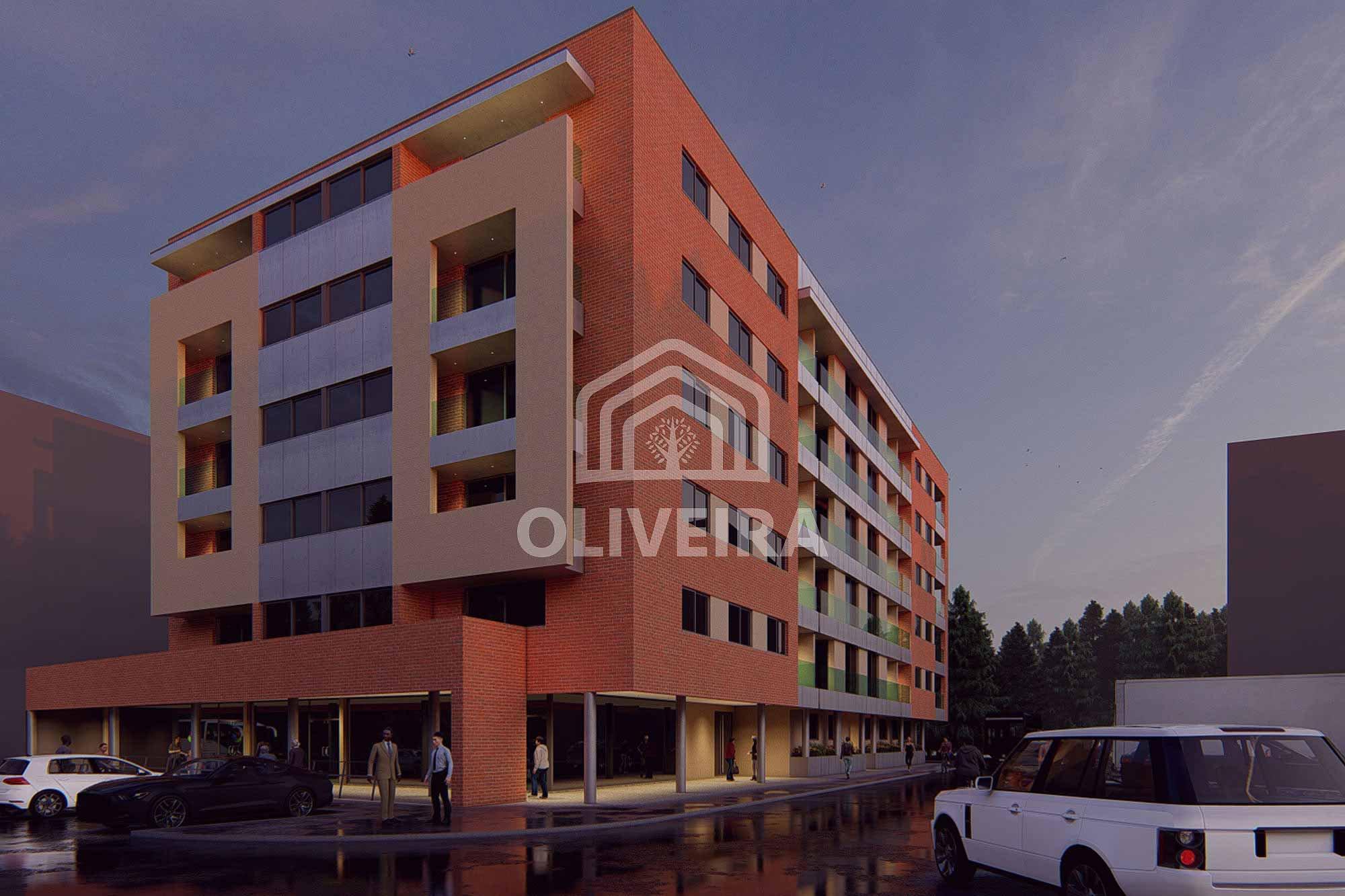 Apartamento T2 no centro de Vila Verde