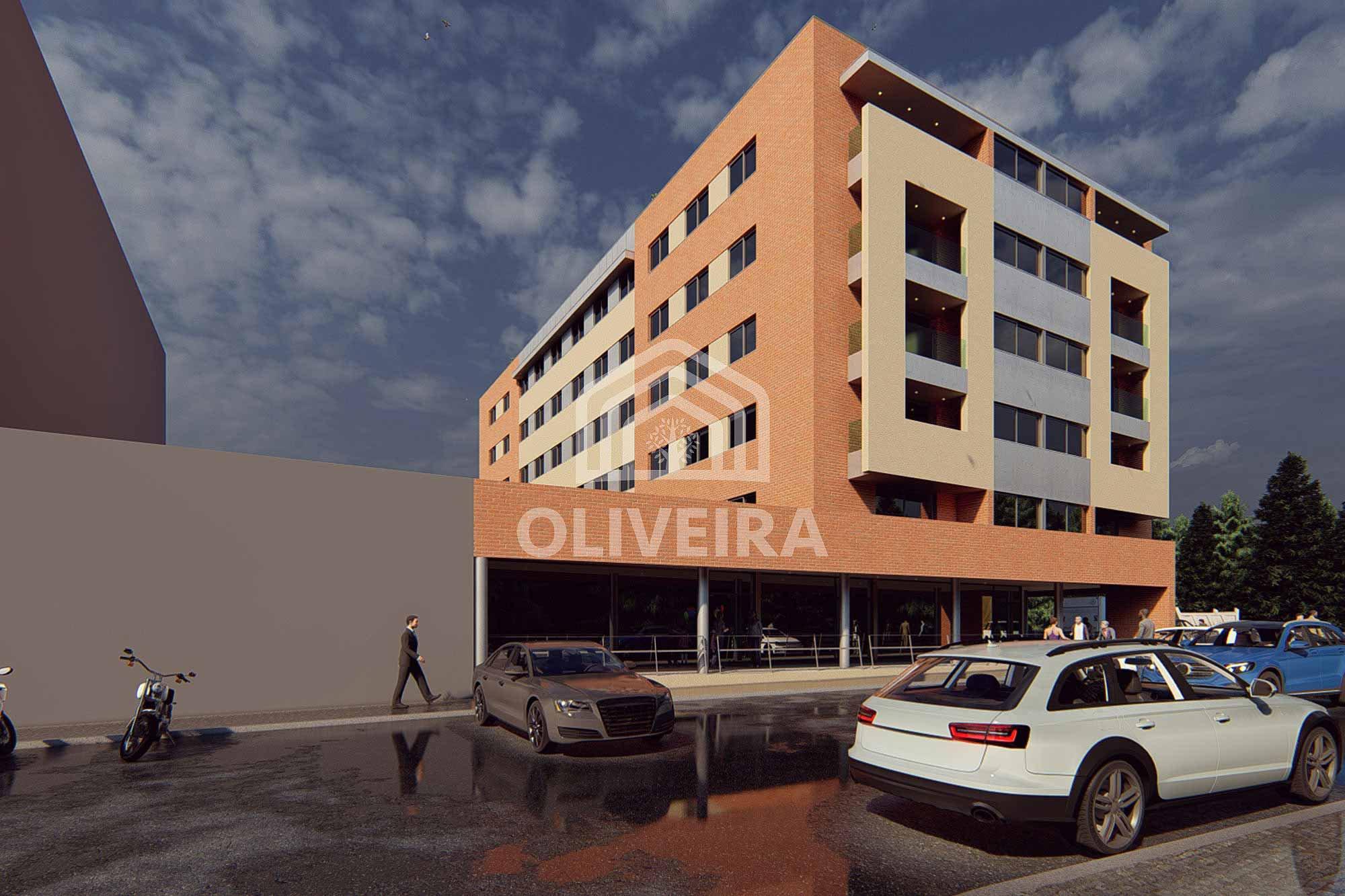 Apartamento T3 cobertura centro de Vila Verde